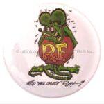 6 Rat Fink Original Button (2.25