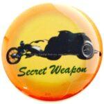 128 Ed Roth Secret Weapon Sunburst