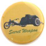 127 Ed Roth Secret Weapon Yellow (2.25)
