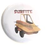 116 Ed Roth's Surfite Button (2.25