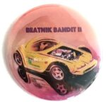 103 Beatnik Bandit II Button (2.25