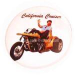 122 California Cruiser Button (2.25