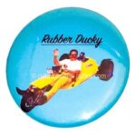 125 Rubber Ducky Button (2.25
