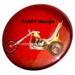 123 Candy Wagon Button (2.25