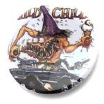 20 Ed Roth's Wild Child Button (1.5