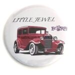 108 Ed Roth's Little Jewel Button (2.25