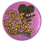 15 Tales of the Rat Fink Button Purple (2.25