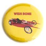 119 Ed Roth's Wishbone Button (2.25