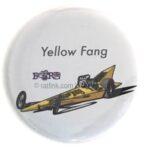 120 Yellow Fang Button (2.25