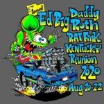 1st Annual Rat Fink Kentucky Reunion 2020 T-Shirt