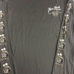Long Sleeve Belt Buckle Back Design