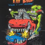 I'm Bad Kids T-Shirt (Black)