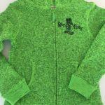 Rat Fink RF Kid's Hoodie (Green)