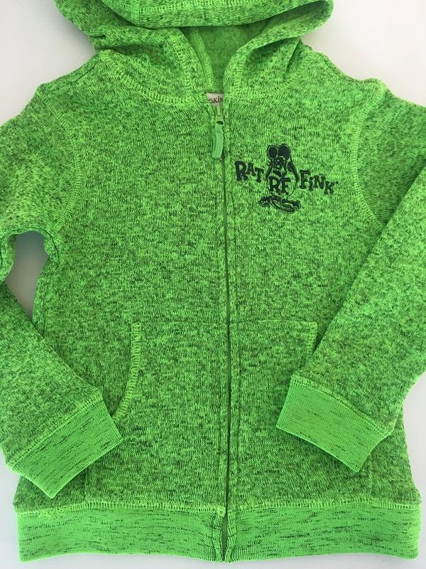 Ratfink Ed Roth Rat Fink Fans Hoodie New Men/'s Zipper Hoodie Size S to 3XL