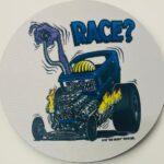 Race? Mouse Pad