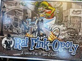 Rat Fink-Opoly